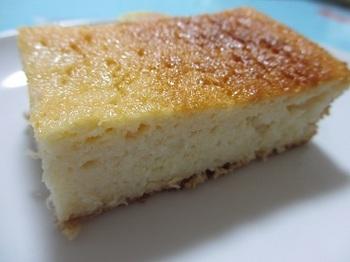 20130517 ヨーグルトチーズケーキ.JPG
