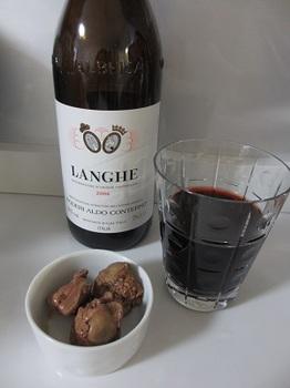 20130618 ワインと鶏レバー.JPG